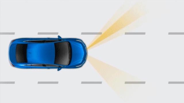 Alerta de troca de faixa nova Chevrolet S10 High Country 2019