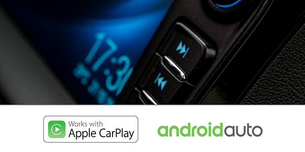 Android Auto Apple CarPlay Chevrolet Cobalt 2019