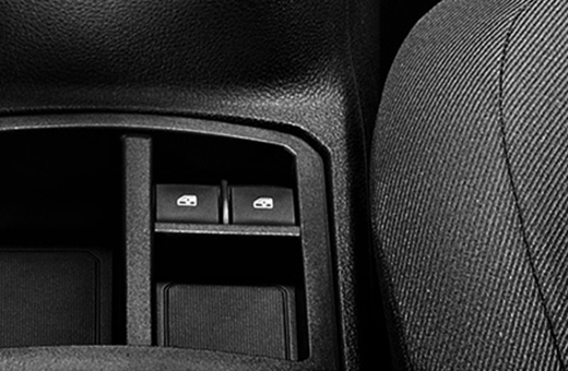 Vidros elétricos novo Chevrolet Onix Joy 2018