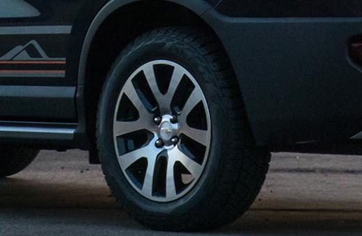 Freio da Chevrolet Spin Activ 2017