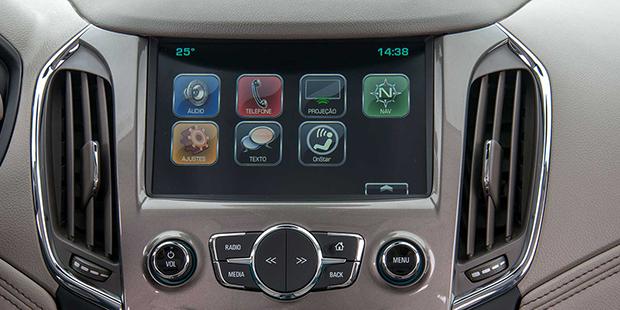 MyLink Chevrolet Cruze Sport6 2019