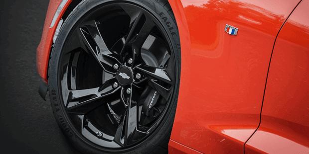 Roda Camaro Conversível 2019