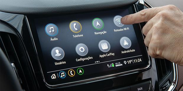 Novo Chevrolet Cruze Sport6 2020 com tecnologia wi-fi