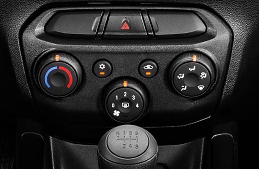 Ar condicionado novo Chevrolet Onix Joy 2018