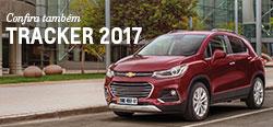 Conheça mais detalhes do modelo de carro Chevrolet novo Tracker 2017