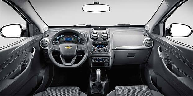 Painel nova Chevrolet Montana 2020