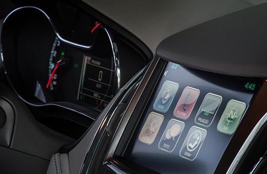 Tecnologia MyLink Nova Geração Chevrolet Cruze 2018