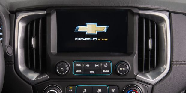 Computador de bordo MyLink da nova Chevrolet S10 High Country 2020