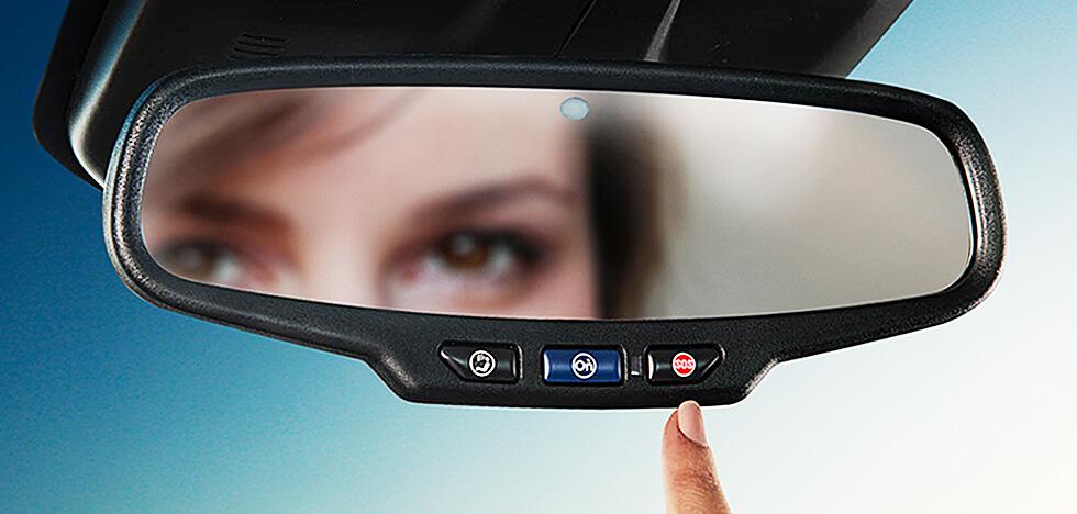 Chevrolet OnStar possui monitoramento de rota, sensores para prevenção de furtos e assistente de recuperação veicular