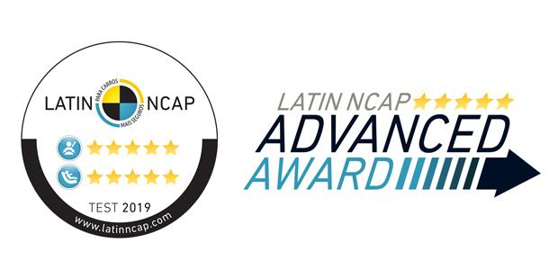 O novo Chevrolet Onix Plus conquistou a nota máxima em segurança pelo Latin NCAP com cinco estrelas tanto para adultos quanto para crianças