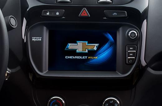 Cobalt 2018 com Chevrolet MyLink