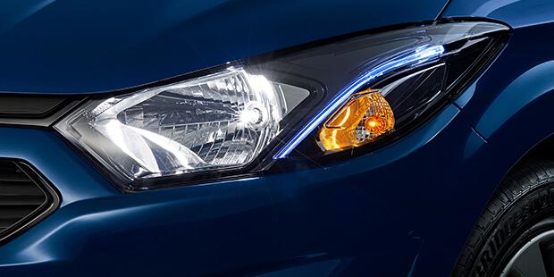 Segurança do novo Chevrolet Joy Plus 2020