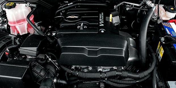 Motor 2.8 picape 4x4 Chevrolet S10 Cabine Dupla 2019