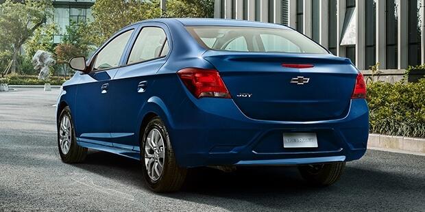 Performance do motor do Chevrolet Joy Plus 2020