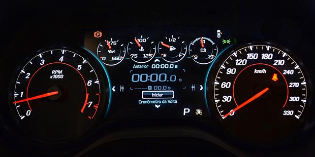 Velocimetro Chevrolet Camaro Conversível SS 2018