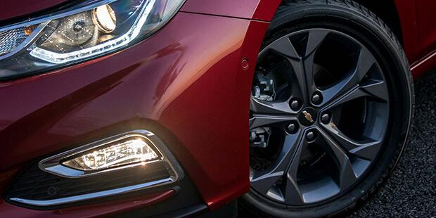 Farol Auto Adaptativo Chevrolet Cruze Sport6 2019