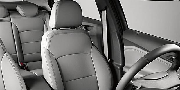 Banco do motorista com ajustes elétricos no novo Chevrolet Cruze Sport6 2019