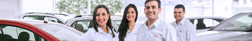 Venda e ofertas de carros novos e seminovos na concessionária Chevrolet Absoluta de Caieiras/SP. Peças genuínas GM, acessórios automotivos originais e serviços de manutenção e revisão de veículos.