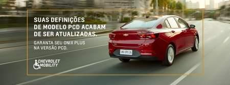 Comprar carros para PcD com descontos por vendas diretas Chevrolet