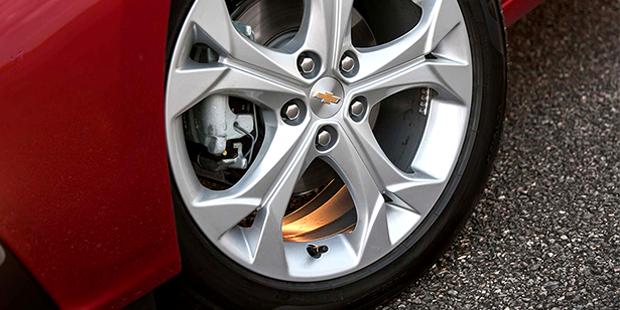 Controle eletrônico de estabilidade e tração do novo Chevrolet Cruze Sport6 2019