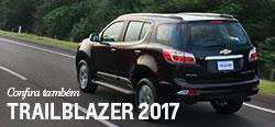 Conheça mais detalhes do modelo de carro Chevrolet novo Trailblazer 2017