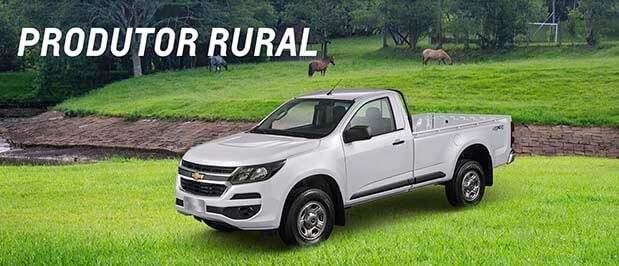 Comprar carros para Produtor Rural