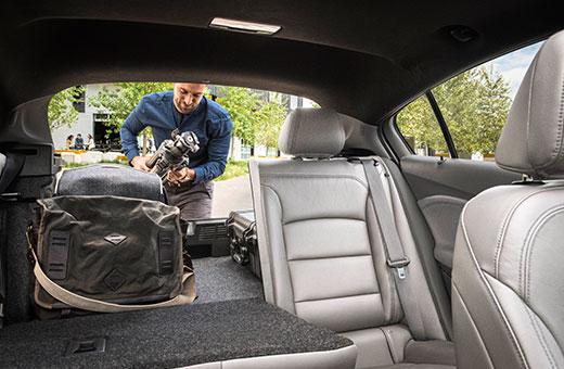 Interior Chevrolet Cruze Sport6 2018