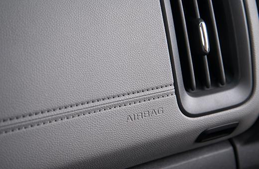 Airbag painel nova picape Chevrolet S10 Cabine Dupla 2018