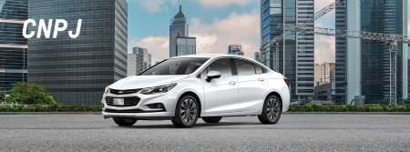 Comprar carros para CNPJ com descontos por vendas diretas Chevrolet