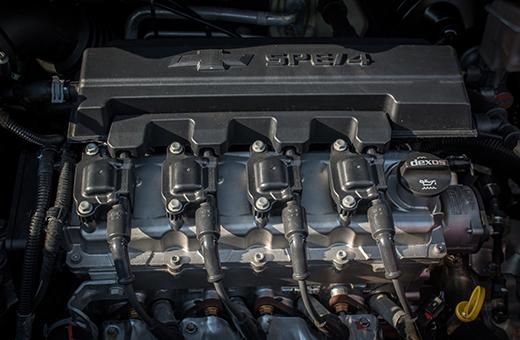 Motor Chevrolet Spin 2018