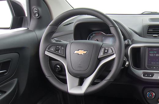 Volante da Chevrolet Spin Activ 2017