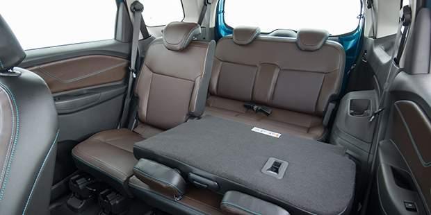Conforto do novo Spin, o carro de 7 lugares da Chevrolet