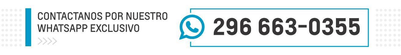 Solicitá este servicio a través de nuestro whatsapp