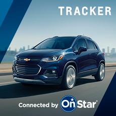 Chevrolet Tracker con OnStar en Andina Motors