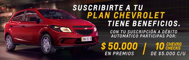 Chevrochecks Chevrolet Andina Motors