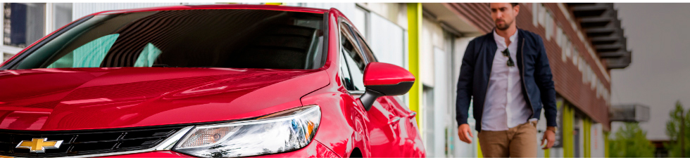 Chevrolet Cruze Test Drive - Federico Lacasa Automotores
