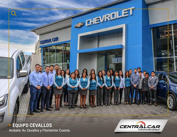 Chevrolet Beat - Exterior Frontal de tu Auto Sedan