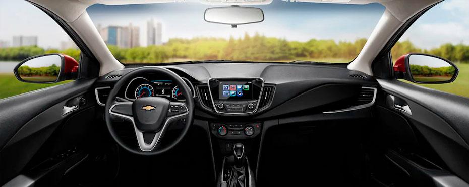 Chevrolet Cavalier - Comodidad en movimiento