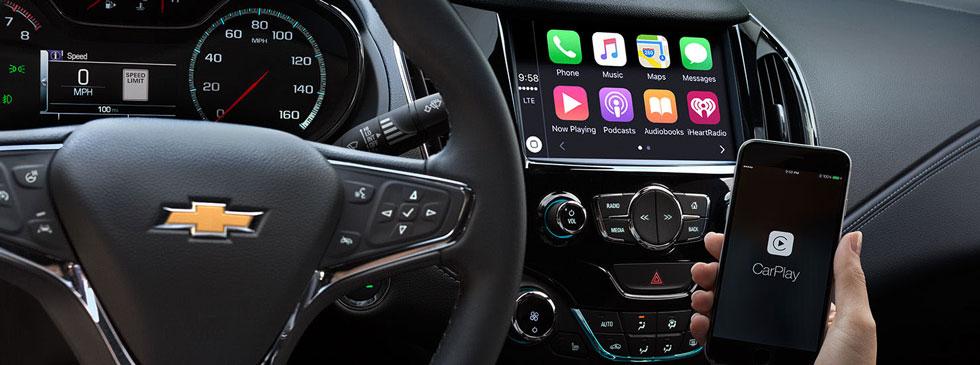 Android Auto Cruze