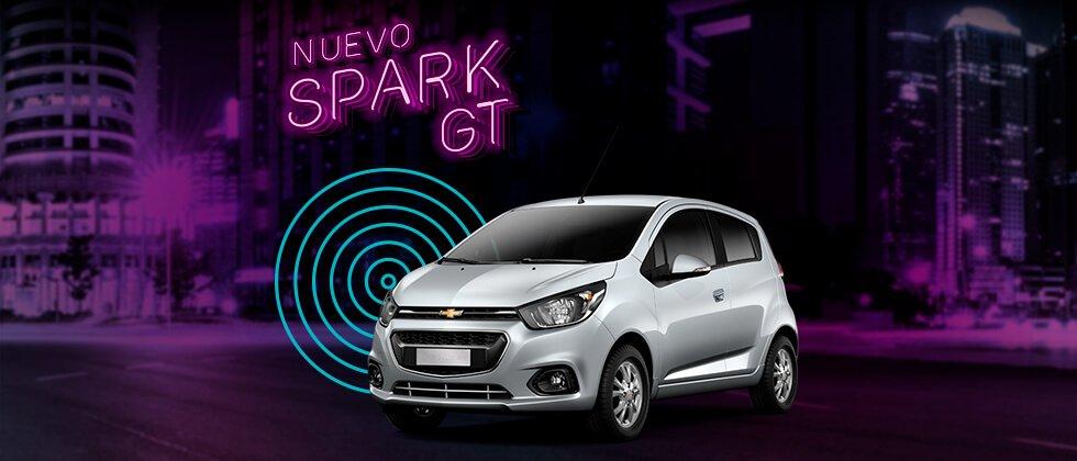 Nuevos Spark GT