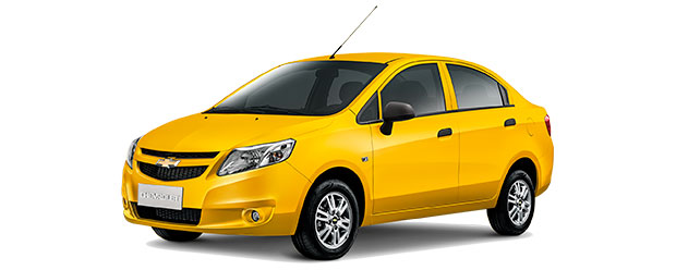 Chevrolet Sail 1.4L AC