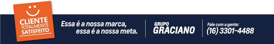 Venda e ofertas de carros novos e seminovos na concessionária Chevrolet Graciano de Bariri. Peças genuínas GM, acessórios automotivos originais e serviços de manutenção e revisão de veículos.