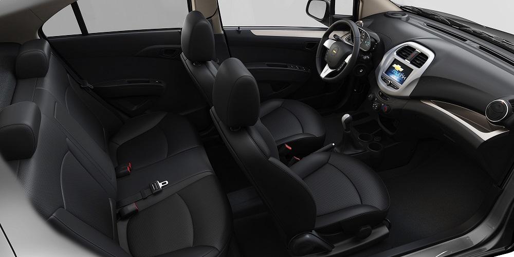 Concesionario Chevrolet - Carro público Chevytaxi plus