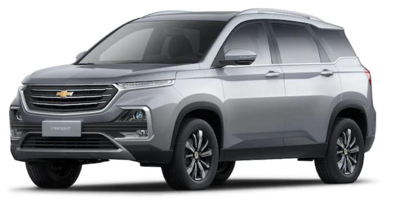 Vehicosta Chevrolet - Carro nueva Chevrolet Captiva
