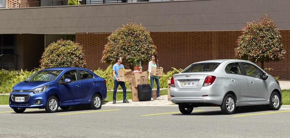 Concesionario Chevrolet Beat - Estrena vehículo con última tecnología