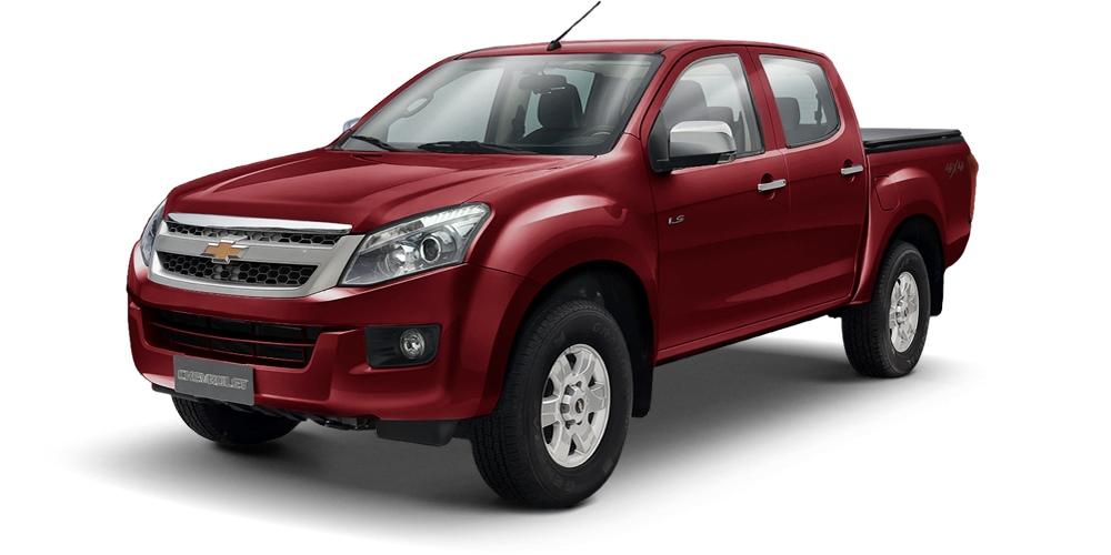 Chevrolet San Jorge - DMAX