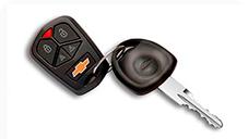 Alarma con Bluetooth para Chevrolet