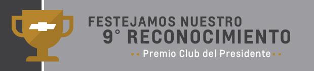 Premio Club del Presidente Pesado Castro Motors Concesionario Oficial Chevrolet