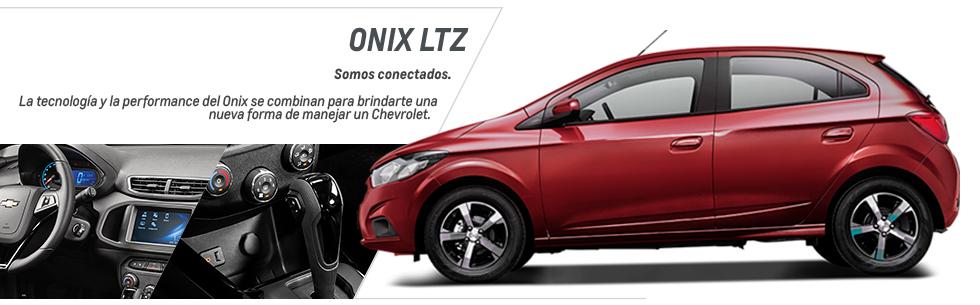Chevrolet Test Drive Onix