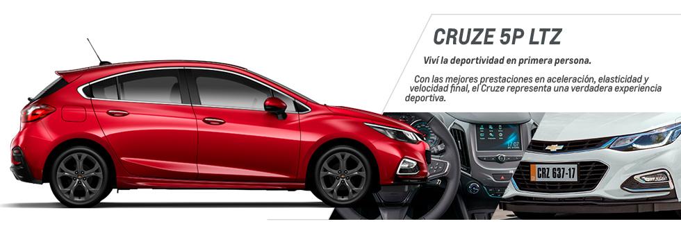 Chevrolet Test Drive Cruze